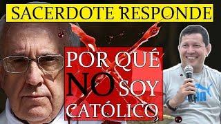 """""""Por qué No Soy Católico: Razones Poderosas"""" - Padre Luis Toro en VIVO desde Santa Marta Colombia"""