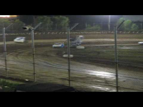 LaSalle Speedway - UMP Late Models Summer Nationals A-Main - 7/9/2009 - Winner Randy Korte