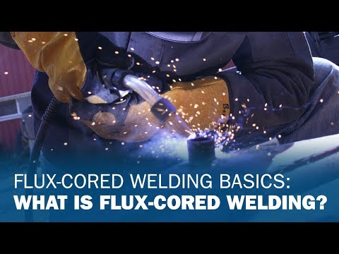Basic Flux Cored Welding Explained