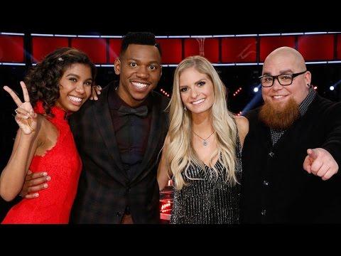 Team Blake Shelton vs. Team Alicia Keys -- Find Out Who Won 'The Voice' Season 12 thumbnail