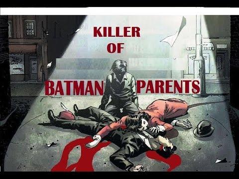 BATMAN Finds His Parents Killer || Batman Parents Killer ||