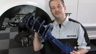 How-To Install Ford FR3 Handling Pack Ford Mustang Motorz #44