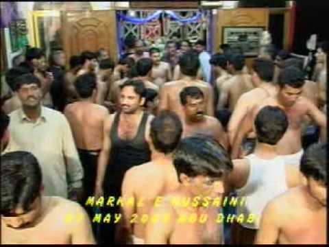 Sughra Main wari Jawan Part 1 - Abu Dhabi Matam