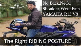 DON'T RIDE Your YAMAHA R15 V3 Like THIS!!!