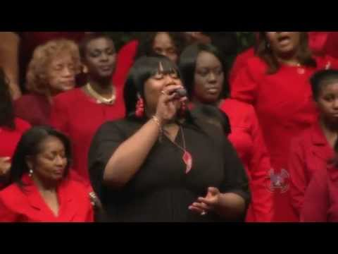 Kirk Franklin's Precious Lamb of God by Keisha Renee @ West Angeles COGIC