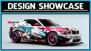 Forza Motorsport 5 - Design Showcase - 2011 BMW 1 Series M Coupe