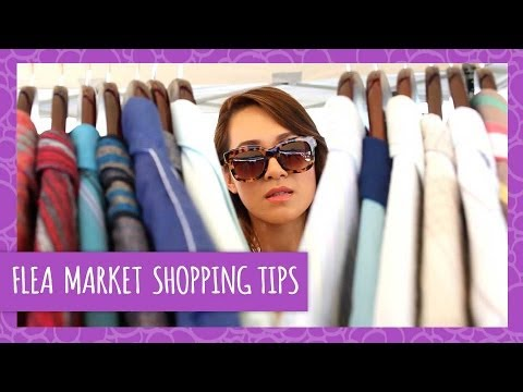 Flea Market Shopping Tips - HGTV Handmade
