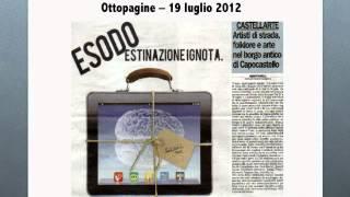 Rassegna stampa Castellarte XIX Festival internazionale di artisti in strada