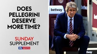 Should West Ham give Manuel Pellegrini more time as manager? | Sunday Supplement | Full Show