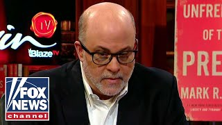 Levin slams Democrats for declaring Trump a criminal