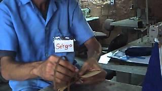 ARTESANATO - Curso de artesanato em couro