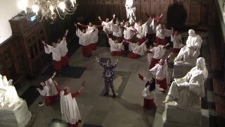 Merry Christmas From The Choir Of Trinity College Cambridge