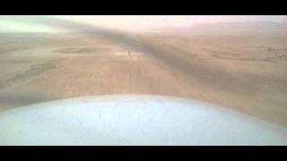 Cross wind landing (Wallan Aviation School) Captain Amr Moawad