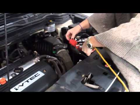 How To: Boost A Car Battery