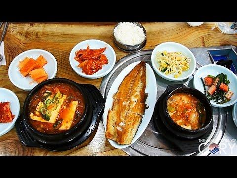 Korean Food Porn: Ep.3 - Everyday Eats Part 1 (군침유발자들 제3탄 - 매일 먹어도 안 질리는 한식) video