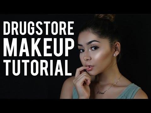 Drugstore Back to School Makeup