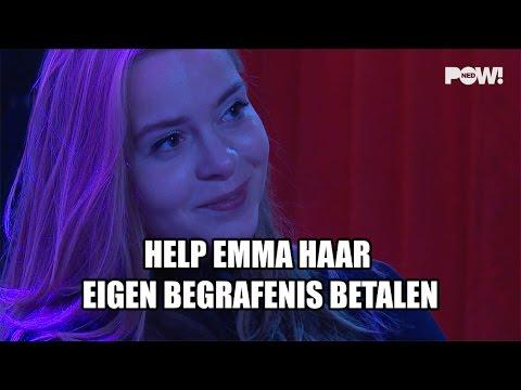 Help Emma haar eigen begrafenis betalen