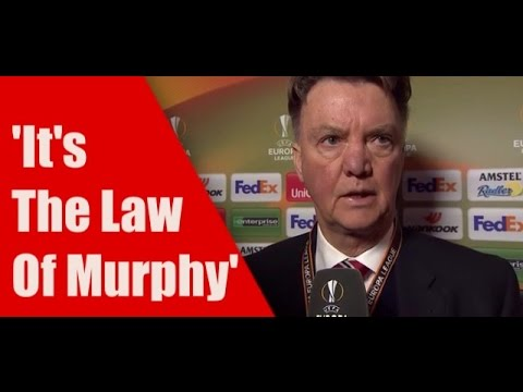 Louis van Gaal post match interview - Midtjylland man utd
