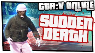 GTA 5 Online Drop Zone - SUDDEN DEATH