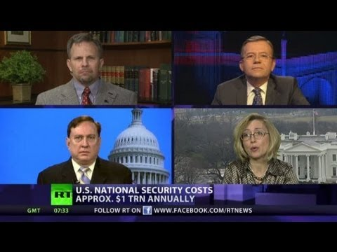 CrossTalk: US Defense Budget Boom vs Social Cuts