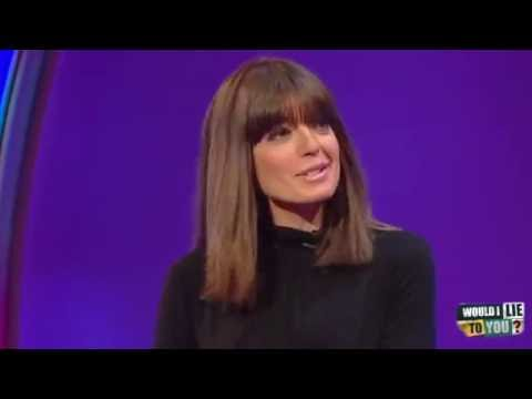 Claudia Winkleman's Jim'll Fix it story Feat. Tara Palmer-Tomkinson - Would I Lie to You? [HD]