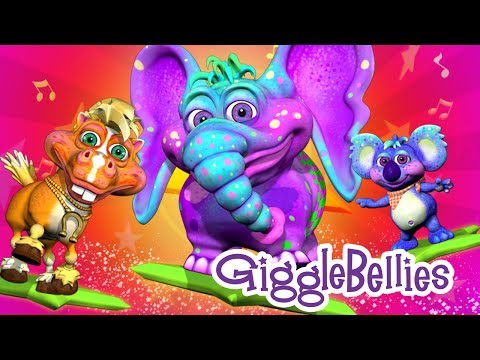 Welcome to The GiggleBellies Channel | Kids Songs & Children Nursery Rhymes!