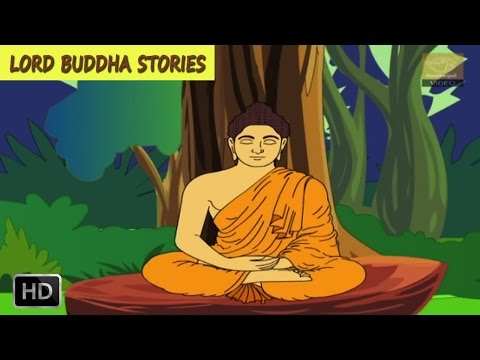 Lord Buddha - The Great Battle (the Life Of Buddha) - Animated Cartons kids video