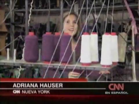 fabricación de ropa en EEUU (Erbol/TerraTv)