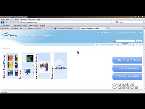 Instala Software libre en windows