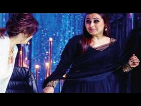 Rani Mukherjee Pregnant video