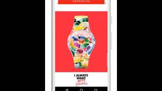 SWATCH Colombia - Facebook Canvas Ad - Abril 2016 - MDE Consulting Group