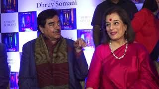 Shatrughan Sinha & Poonam Sinha Interact With Fans At Launch Party   4
