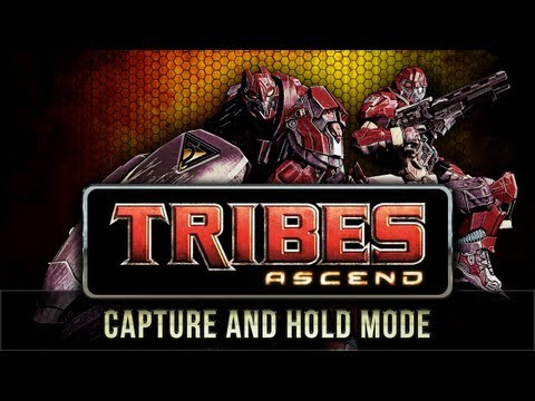 Tribes Ascend - Capture and Hold Mode
