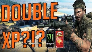 Cod BO4: How To Get BO4 Double XP!! (2018)