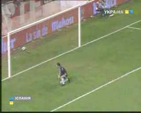 UEFA CUP Sevilla vs Shakhtar