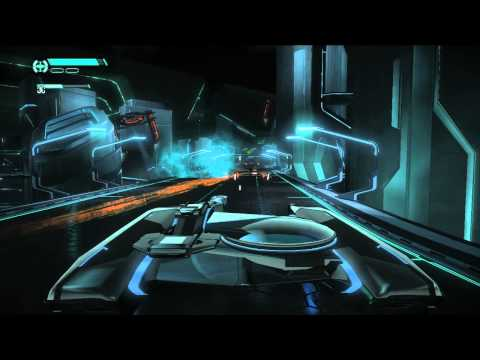 TRON: Evolution Tank Gameplay