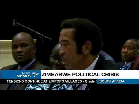 Outcome of SA, Botswana Bi-national Commission: Mzwandile Mbeje