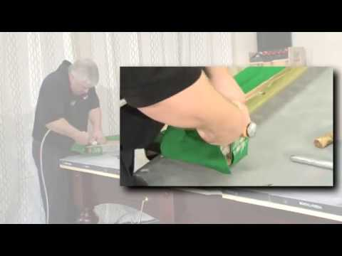 Aristocrat Snooker Table