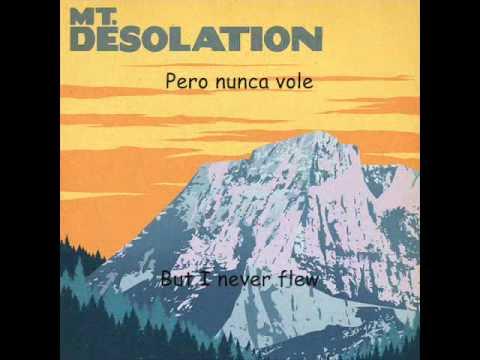Mt Desolation - Bitter Pill