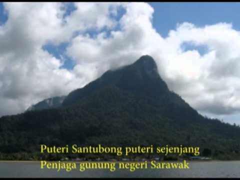 Puteri Santubong - Lagu Rakyat