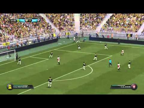 2016 - Saudi Arabia Premier League - Al-Ittihad vs Al Raed
