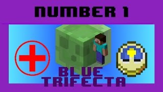Blueprint Trifecta #1 Control time, heal, summon slime!