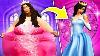Sims 4 | The 600 Pound Princess | Story
