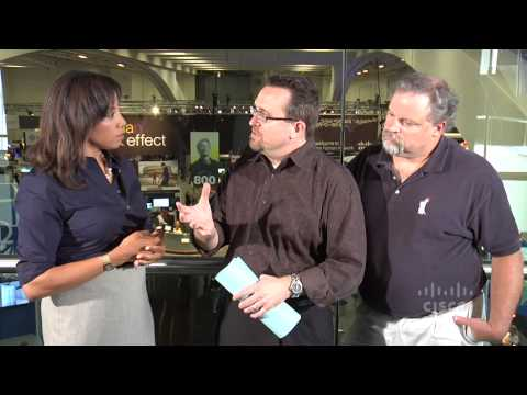 TechWise TV: Jimmy Ray Purser and Robb Boyd Talk CCNA