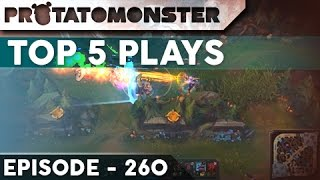 League of Legends Top 5 Plays Week 260
