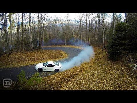 Tuerck Shreds Burke Mountain – The Ultimate Frs Drift Road! video