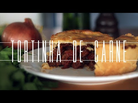 Comida De Cinema #26 - Tortinha De Carne De sweeney Todd video
