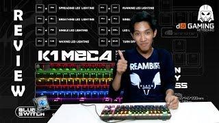 download lagu Review Digital Alliance K1 Mechanical Keyboard Gaming  Keyboard gratis