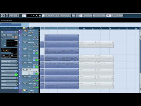 Recording 101 - Demonstration - Jam Origin MIDI Guitar preview