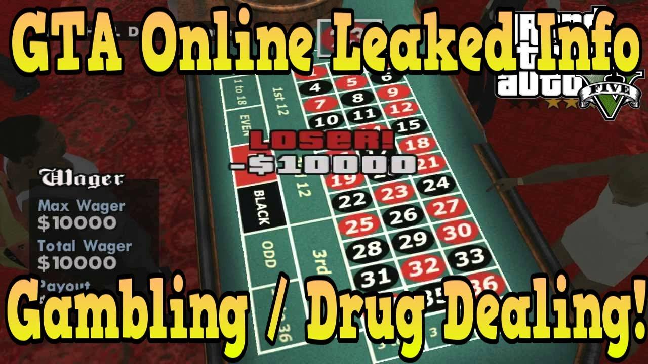 grand theft auto v online casino